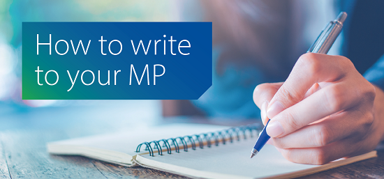 How to Write to Your MP