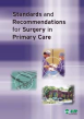 Book cover  - Standards and Recommendations for Surgery in Primary Care