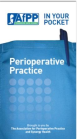 Book cover  - AfPP IN YOUR POCKET - Perioperative Practice