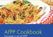Book cover  - AfPP Cookbook